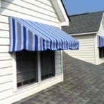Residential Awnings in Greenville SC-R&R Canvas Awnings