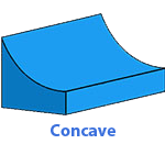 concave-awning